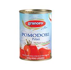 Granoro Tomate sem Pele com Suco de Tomate Lata 240g