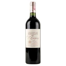 Vinho Frances LES BARRAILLOTS MARGAUX 750ml