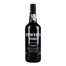 Vinho do Porto TOWER'S PORT 750ml