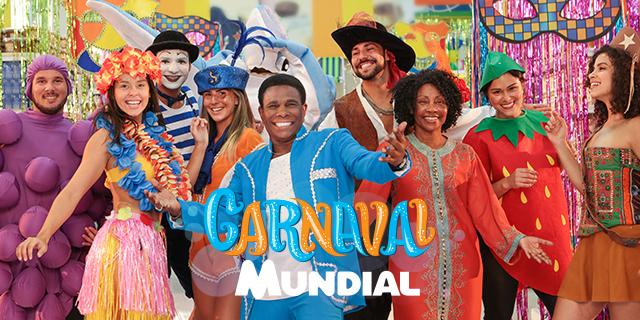 Tv Mundial 02 - Carnaval Mundial